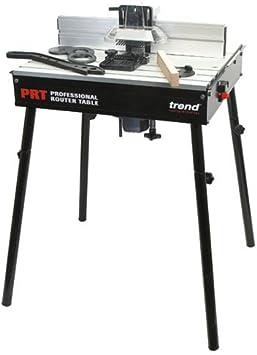 Trend PRT - Mesa para fresadora (230 V): Amazon.es: Bricolaje y ...