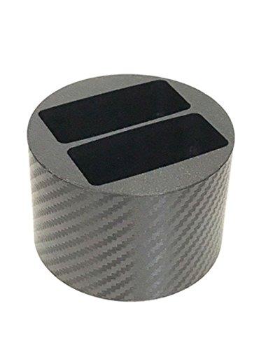BILLET BOX REV4 DUAL SLOTS CUP HOLDER ()