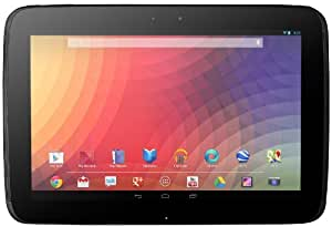 "GOOGLE NEXUS SAMSUNG GT-P8110 32GB WI-FI 10.1"" INCH BLACK ANDROID WIFI ONLY TABLET"