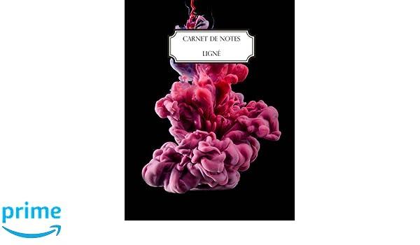 Carnet de notes ligné: a4 grand format 160 pages lignées nuage