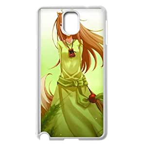 spice and wolf horo iv 2 Samsung Galaxy Note 3 Cell Phone Case White present pp001_7911616