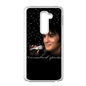 LG G2 Csaes phone Case Elvis Aron Presley LYR94019