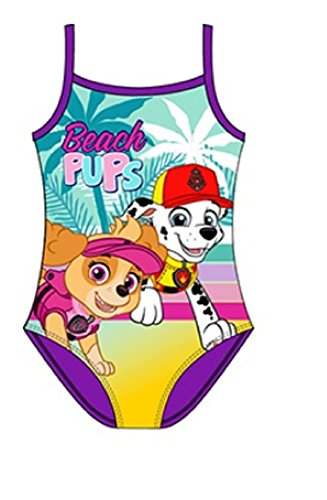 25e6ff1cf71d9 Koo-T GladRags® Girls One Piece Swimsuit Character Swimming Costume Size  Age 2 3 4 5 6 Years Official Licensed