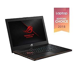 "Asus GM501GM-WS74 ROG Zephyrus M 15.6"" Ultra Slim Gaming Laptop, 144Hz IPS-Type G-SYNC Panel16GB DDR4 2666MHz (Renewed)"
