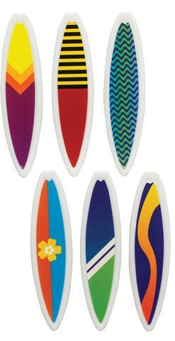 12-Count-Surfboards-Cake-and-Cupcake-Toppers-Assorted