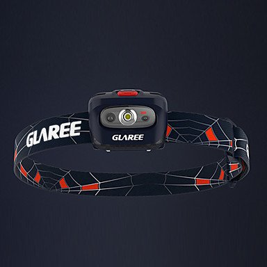 Amazon.com: WD GLAREE L55I 5-Mode Cree XTE R4 Headlamp(165LM ...