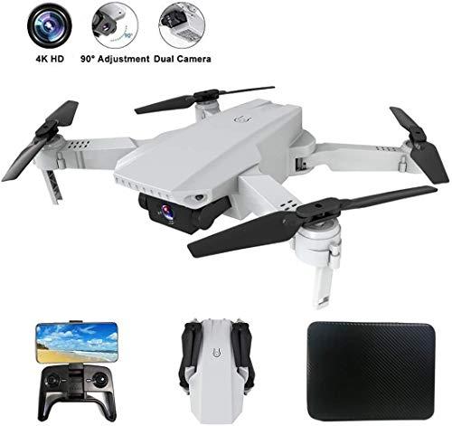 Desire Mini Drone with Dual Camera 4K HD, WiFi FPV Live Video, 2.4Ghz Mobile Remote Control, Gesture Operation, Smart…
