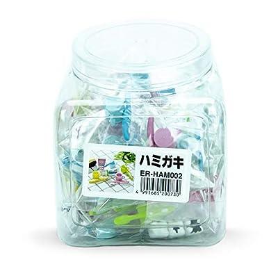 Iwako Japanese Erasers: Dental / Toothbrush Set- 6pcs: Office Products