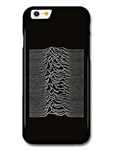 Joy Division Unknown Pleasures Album Art Pulsars case for iPhone 6 A10550