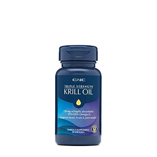 GNC Triple Strength Krill Oil