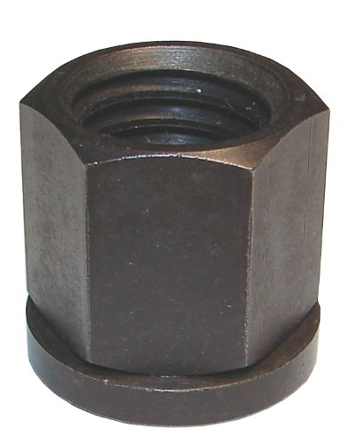 3//8-16 Thread Size 17//32 Length 17//32 Length Morton Machine Works SN-4 Morton Steel Swivel Nut