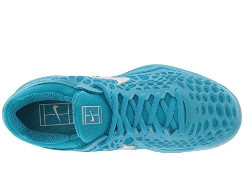 Neo Air WMNS Metallic Cage Zoom Fury Turquoise Chaussures de Femme HC 3 NIKE Lt Fitness Blue Silver Z5qAFw