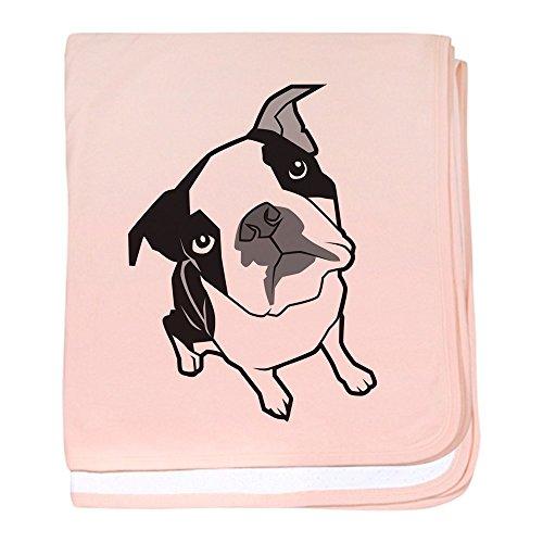 CafePress - Boston Terrier Infant Blanket - Baby Blanket, Super Soft Newborn Swaddle