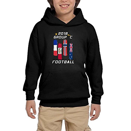 2018 FOOTBALL GROUP C Youth Unisex Hoodies Print Pullover Sweatshirts supplier