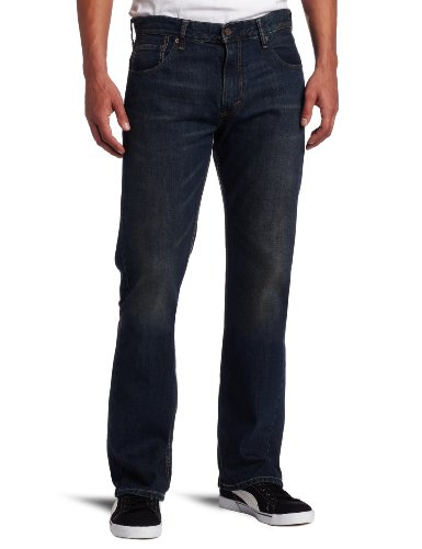 Levi's  Men's 527 Slim Boot Cut Jean, Overhaul, 36x30 - Essential Low Cut