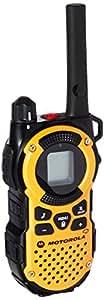 Motorola MT350R FRS Weatherproof Two-Way - 35 Mile Radio Pack - Orange