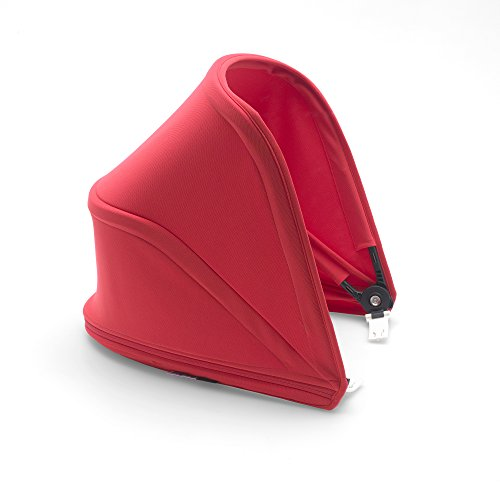 Bugaboo Bee5 Sun Canopy, Neon Red