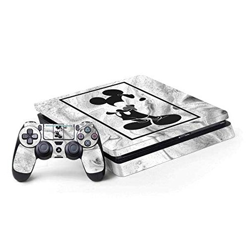 Mickey Mouse PS4 Slim Bundle Skin - Mickey Mouse Marble | Disney & Skinit Skin