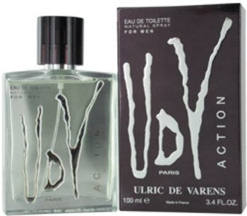 Buy udv action edt spray 3.4 oz