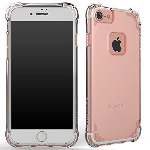 Ballistic JC4158-A53N Jewel ICE Series Case for Apple iPhone 8/7/6s/6 - Clear (Super Slim Jewel Case)