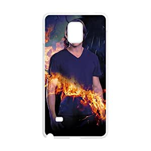 Supernatural handsome man Cell Phone Case for Samsung Galaxy Note4