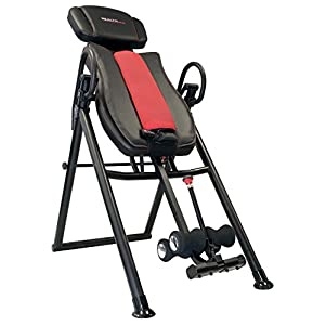 "Health Gear ITM7.5 Big & Tall Inversion Table - 400 lbs, 5'1"" - 7'0"""