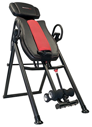 Health Gear ITM7.5 Big & Tall Heat & Massage Inversion Table