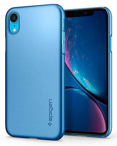 Spigen Thin Fit Designed for Apple iPhone XR Case (2018) - Blue