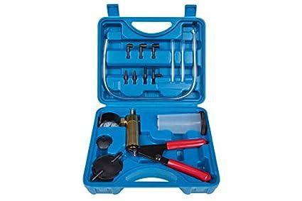 Blue Spot 07932 Kit de purgador de Frenos y Bomba de vac/ío