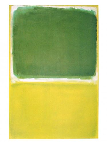 Mark Rothko Untitled 1954 Decorative Abstract Expressionist
