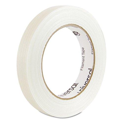 (Universal 30018 110# Utility Grade Filament Tape, 18mm x 54.8m, 3