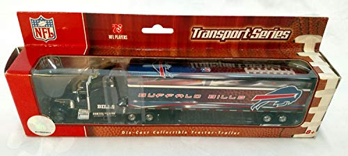 Buffalo Bills 2007 Limited Edition Die Cast Tractor Trailer ()