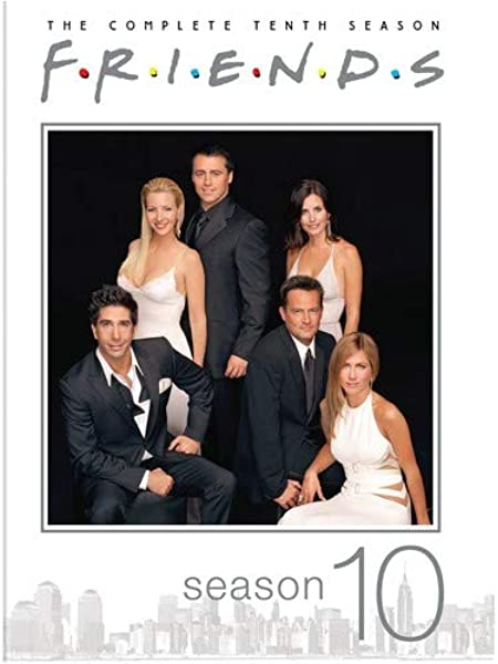Amazon Friends Season 8 Jennifer Aniston Courteney