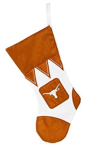 Team Sports America Texas Microfleece Christmas Stocking (Evergreen Stocking)