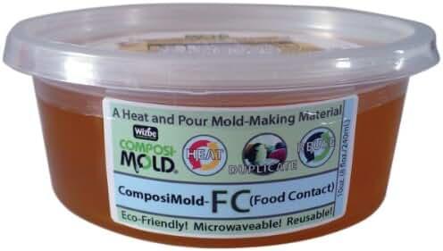 ComposiMold FC10 Reusable Molding Material, Food Molds, 10-Ounce