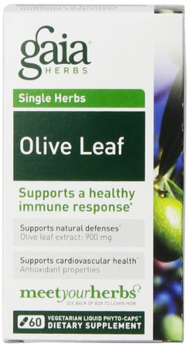 Gaia Herbs Olive Liquid Phyto Capsules product image