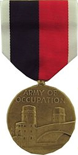 Army Of Occupation WWII-MEDAL ()