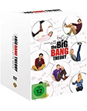 The Big Bang Theory Staffel 1-12 Boxset: Die komplette Serie
