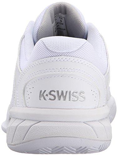 K-Swiss Women's Express LTR Athletic White/Navy 3QYjXv