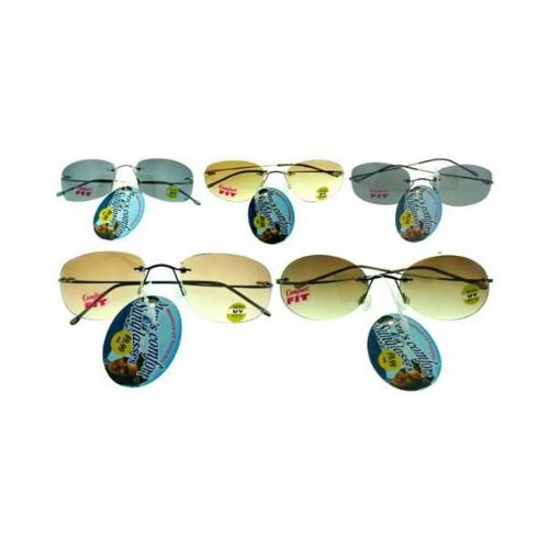 Ddi Mens Comfort Sunglasses (pack Of - 48k Sunglasses