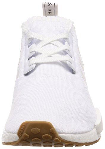 Footwear Adulte White adidas Baskets gum Mixte White W NMD PK footwear 363 R1 R1A84F