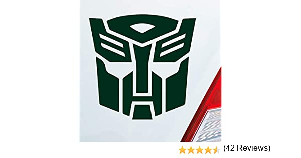 Auto Adhesivo en tu deseos Color para Transformers Fans Comic Movie 10 x 10 cm Auto decorativo para pantalla: Amazon.es: Coche y moto