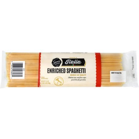 Price comparison product image Sam's Choice Italia Spaghetti, 500g