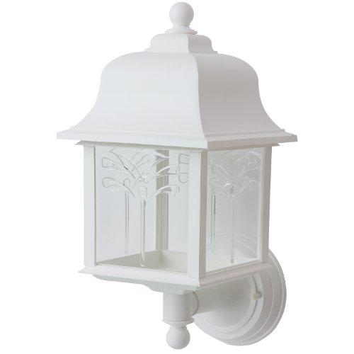 White Finish Deck Lighting - 6