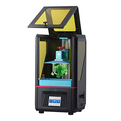 ANYCUBIC 3D Printer Photon UV Photocuring Ultra Precision 2560x1440 2K HD Masking LCD Printer with Smart Touch Color Screen Off-line Print and UK Plug (Basic Accessories)