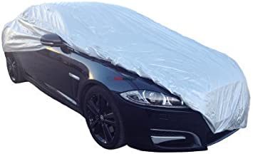 HEAVY LUXURY PREMIUM FULLY WATERPROOF CAR COVER COTTON LINED HD MG MIDGET 1500