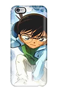 Josie Blaser's Shop 2713148K56878831 Premium Protection Detective Conan Case Cover For Iphone 6 Plus- Retail Packaging