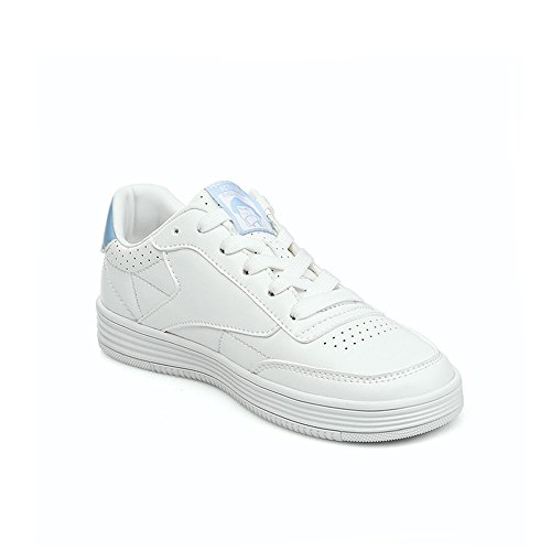 Sport De Bleu Classiques Respirantes Blanc Filles bleu Chaussures Baskets Vert Casual Monrinda Femmes tudiants Blanc Noir Course B8wZ1Ax