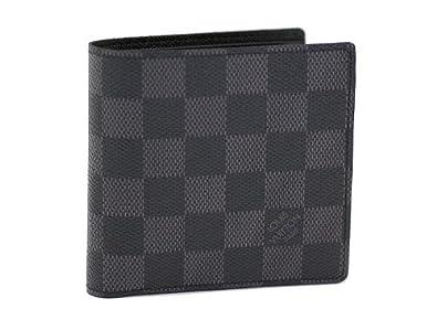 ルイヴィトン 財布 ダミエ グラフィット マルコ 2つ折り財布 N62664 【並行輸入品】