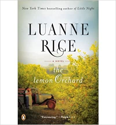 Book Luanne Rice The Lemon Orchard- Common